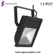Modifique la luz de inundación ajustable de la MAZORCA 30W LED RGB de 16 colores opcionales