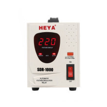 SDR Manufacturer, Hot Sell, AVR 1kva Relay Type ac Automatic Voltage Stabilizer