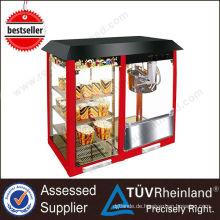 Hochleistungs-Edelstahl-Kino-industrielles Popcorn, das Maschine herstellt