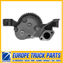 Pompe à huile 4031801701 pour pièces de camion Man