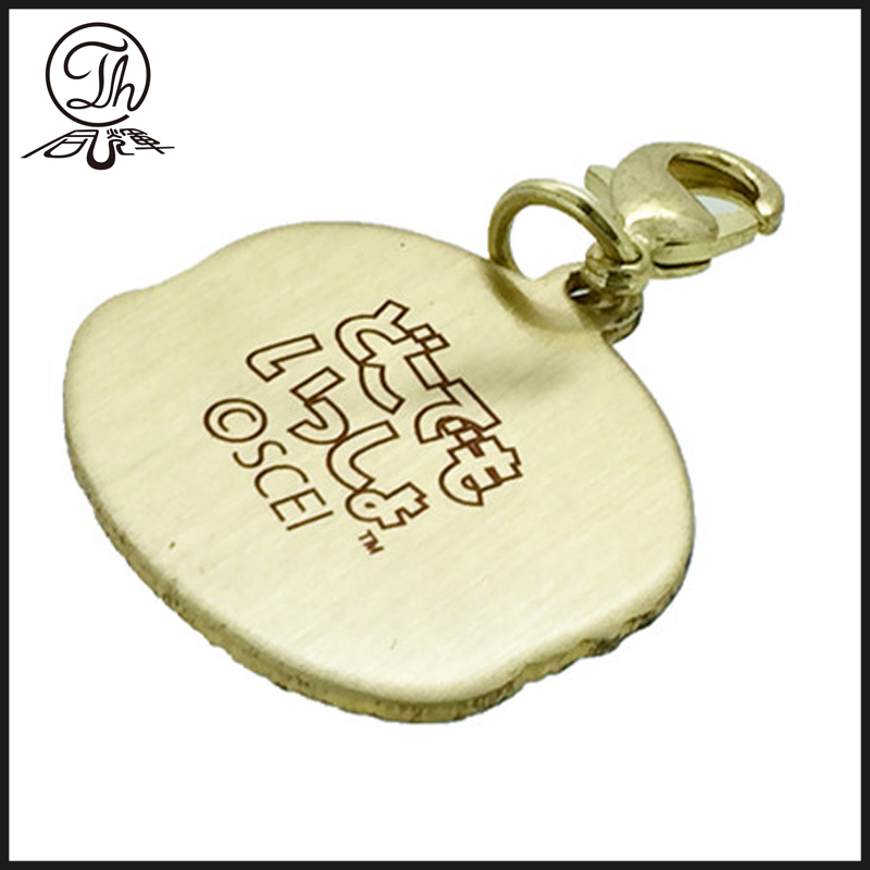 Cake shape mobile phone charms accessory