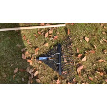 Wholesale 24 Tine Garden Rake and  Lawn Rake , Weeding rake , factory price Leaf Rake  and Landscape Rake