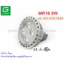 high lumen landscape light led MR16 GU5.3 5W 12V LED Spotlighting