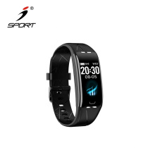 Ultra Low Power Consumption Wristband and 24H Continuous Heart Rate Detection Bracelet with Four Heart Rate Lights