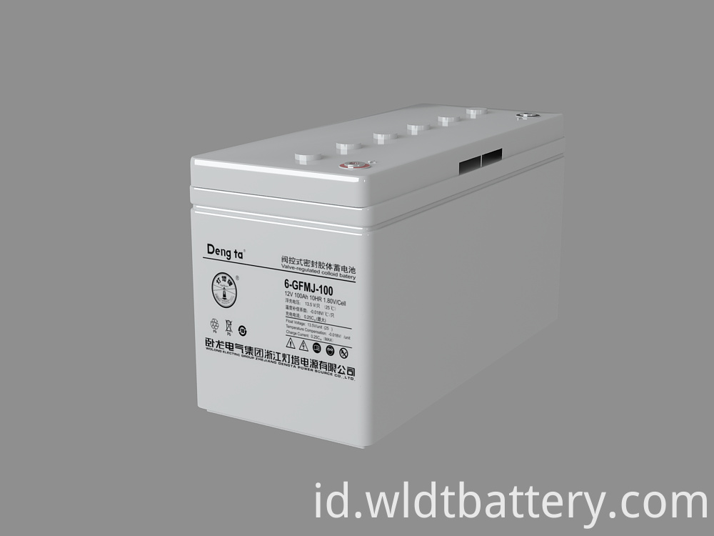 High Power Gel Lead Acid Battery, Long Life Deep Cycle Desigh Battery, 2V 350Ah Lead Acid Battery