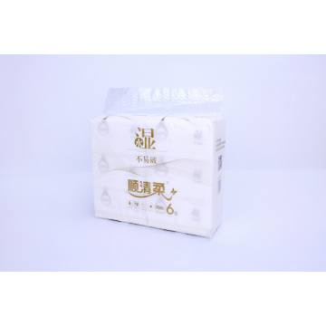 Soft Pack de papel de seda facial con gracia