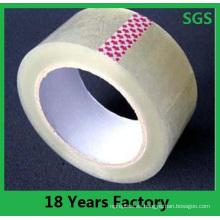 Buena calidad cinta de embalaje, cinta de BOPP, cinta adhesiva para el cliente