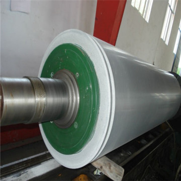 Blind Drilled Smoothing Top Press Roll