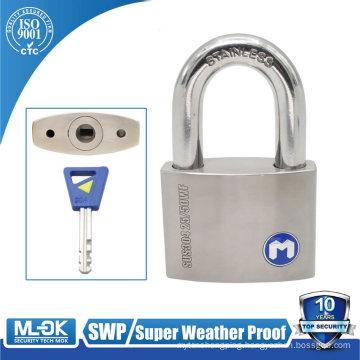 MOK@25/50WF padlock brand ,Stainless steel padlock,top security padlock