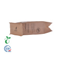 Ecológico Compostable Biodegradable Ziplock Box Pouch