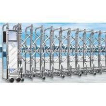 automatic folding gate
