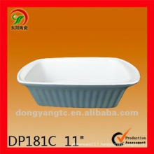 Factory direct wholesale 4 Inch ceramic colored bakeware