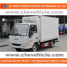 Caminhão Refrigerado Caminhão Van Caminhão Refrigerador 4X2 Dongfeng