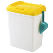 Plastic Pet Dog Food Storage Bin