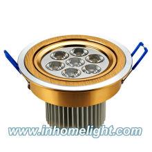 2013 Hot sale led down light ceiling light 7W