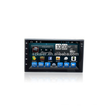 Kaier Supplier Doppeldin 7 '' Auto GPS DVD Radio Stereo universal mit Bluetooth / SWC / Virtual 6CD / 3G / ATV / iPod