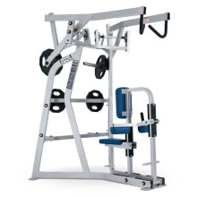 Placa Loaded Hammer força Iso-Lateral High Row