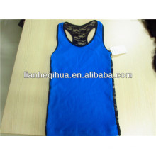 high quality seamless summer women vest,seamless sleeveless training vest