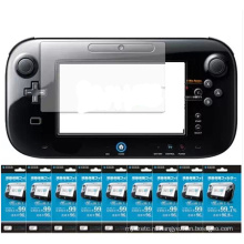 Ясно ЖК-экран протектор фильм гвардии для Wii U геймпад
