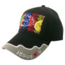 Bonnet de baseball en 2 tonalités avec Applique Bb230