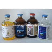 Vitamine B12 + injection de butafosfan