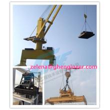 Тип автокрана для погрузочно-разгрузочных работ и подъема грузов