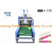 Máquina de rebobinamento de papel de alta qualidade totalmente auto