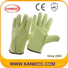 Продажа Свинья Сплит + Зерно Промышленная безопасность Рабочие перчатки для рабочих (22206)