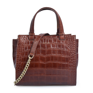 Sac cartable à franges Vintage Sac France Sac à main Croco