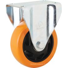 Roulette en PVC de type moyen (KMx1-M13)