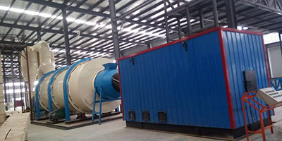 Sawdust Dryer Machine