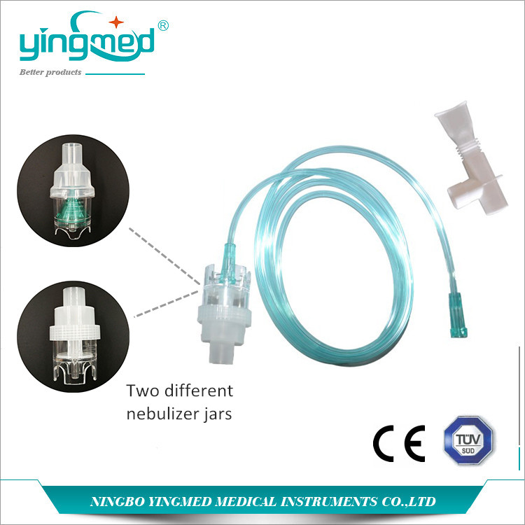 Nebulizer with mouth mask