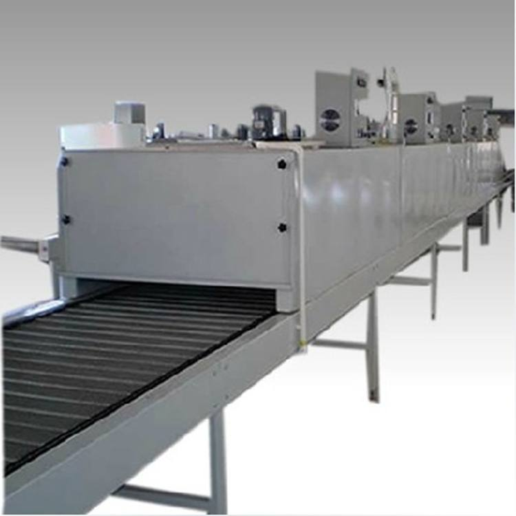 Natural gas drying oven