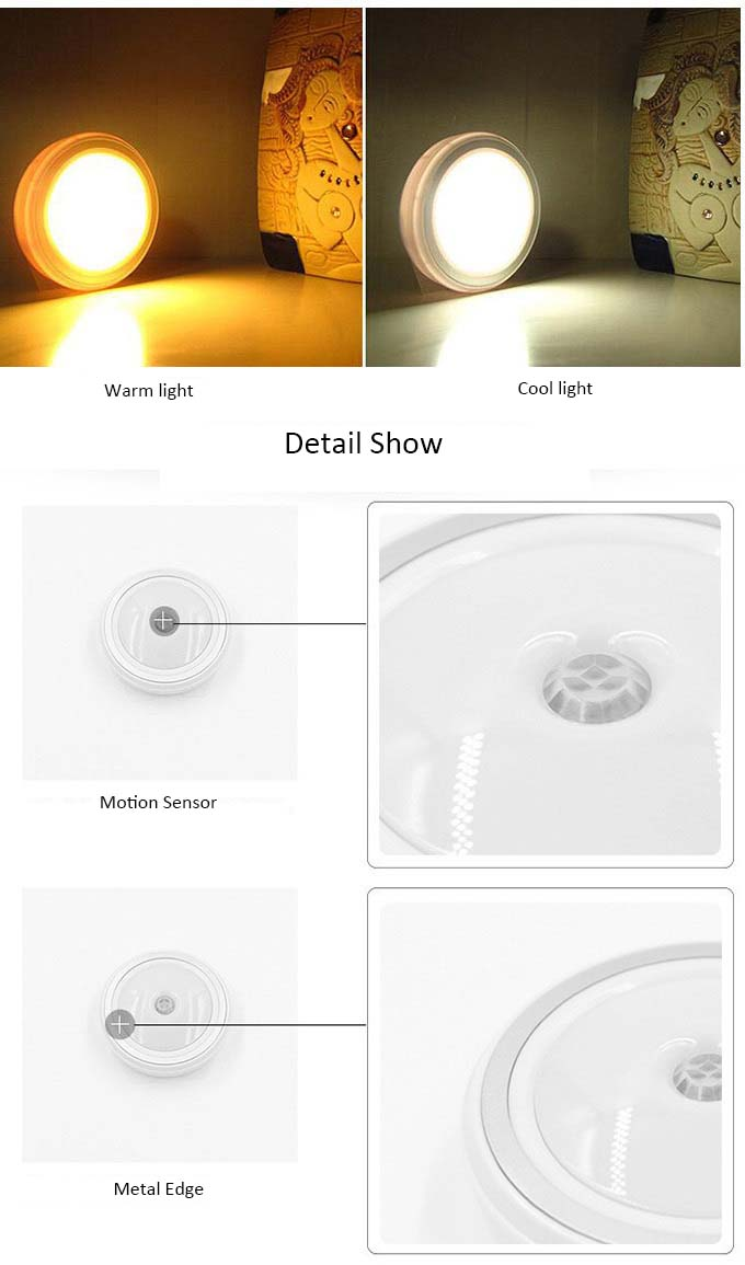 Led Sensor Ights