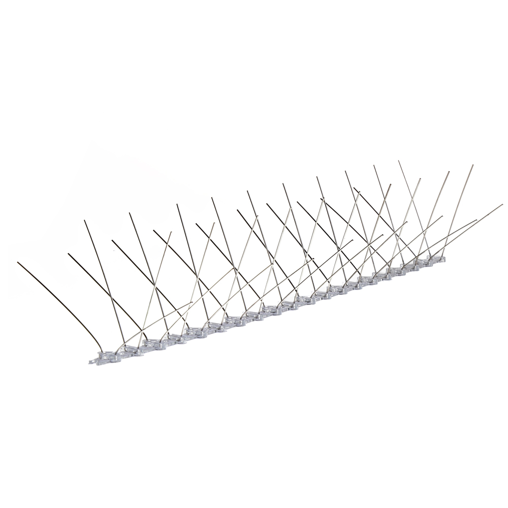 Clear Plastic Bird Spikes