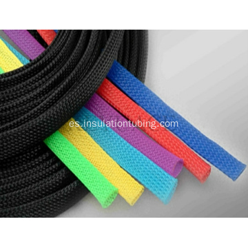 Funda trenzada extensible de nylon flexible