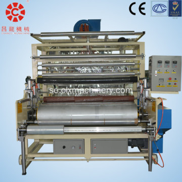 3 Layer Pe Co Extrusion Stretch Film Maskiner