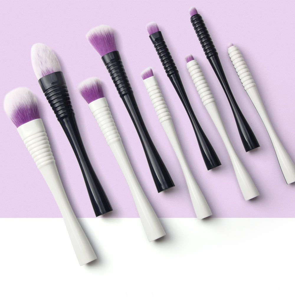 9 PCS Makeup Brushes Set 6