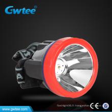 Tondeuse à tête de lumière rechargeable de haute qualité