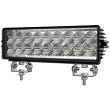 54W étanche LED Light Bar 12V 24V LED lampe de travail