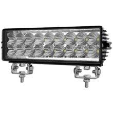 54W водонепроницаемый свет бар 12V 24V LED лампа работы