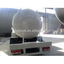 2015 Dongfeng Mini 4 * 2 camión cisterna de GLP, China nuevo camión cisterna de gas gas