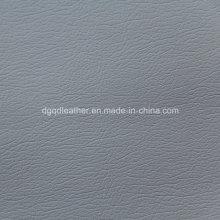 High Grade Color Fastness Car Seat Leather (QDL-53212)