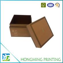 Art Paper Print Cardboard Gift Custom Watch Box