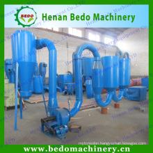 Industrial specialized sawdust drying system&sawdust air flow dryer