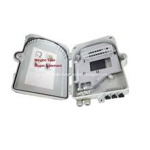 Waterproof 1*16 Splitter  FTTX Fiber Termination Box