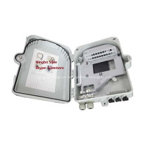 Waterproof 1 * 16 Splitter FTTX Fiber Termination Box