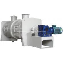 Machines horizontales de mélangeur de charrue de rendement élevé