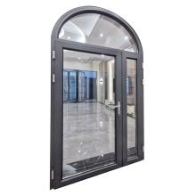 WANJIA modern aluminum casement door luxury aluminum door