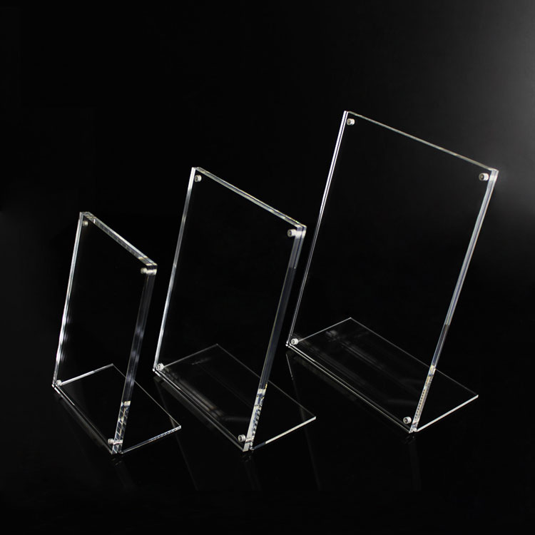 Wholesale Clear Perspex Picture Frames Display